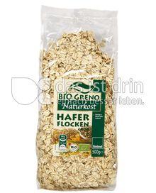 Produktabbildung: Bio Greno Naturkost Hafer Flocken Grob 500 g