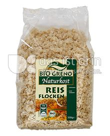 Produktabbildung: Bio Greno Naturkost Reis Flocken 500 g