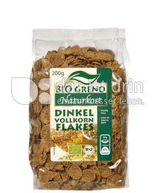 Produktabbildung: Bio Greno Naturkost Dinkel Vollkorn Flakes 200 g