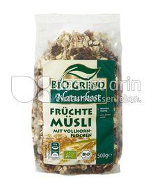 Produktabbildung: Bio Greno Naturkost Früchte Müsli 500 g