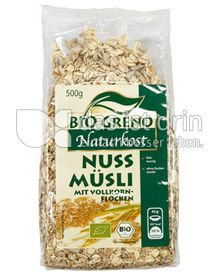 Produktabbildung: Bio Greno Naturkost Nuss Müsli 500 g