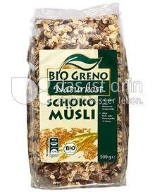 Produktabbildung: Bio Greno Naturkost Schoko Müsli 500 g