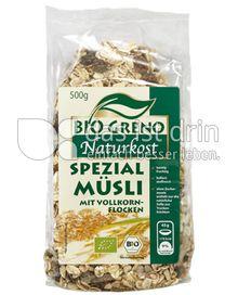 Produktabbildung: Bio Greno Naturkost Spezial Müsli 500 g