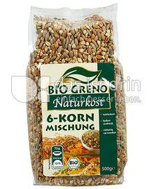 Produktabbildung: Bio Greno Naturkost 6-Korn Mischung 500 g