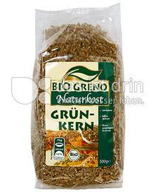 Produktabbildung: Bio Greno Naturkost Grünkern 500 g