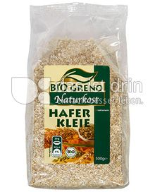 Produktabbildung: Bio Greno Naturkost Hafer Kleie 500 g