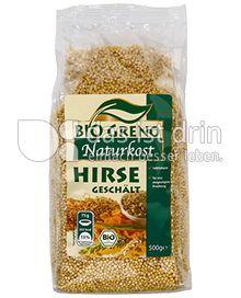 Produktabbildung: Bio Greno Naturkost Hirse Geschält 500 g