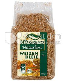 Produktabbildung: Bio Greno Naturkost Weizen Kleie 200 g
