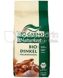 Produktabbildung: Bio Greno Naturkost Bio Dinkel Vollkornmehl 1000 g