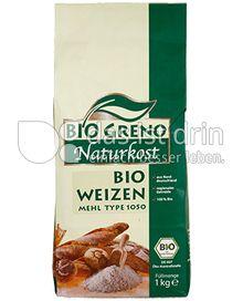 Produktabbildung: Bio Greno Naturkost Bio Weizen Mehl Type 1050 1000 g