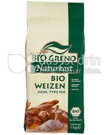 Produktabbildung: Bio Greno Naturkost Bio Weizen Mehl Type 550 1000 g