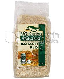 Produktabbildung: Bio Greno Naturkost Basmati Reis 500 g