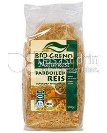 Produktabbildung: Bio Greno Naturkost Parboiled Reis 500 g