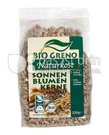 Produktabbildung: Bio Greno Naturkost Sonnen Blumen Kerne 250 g