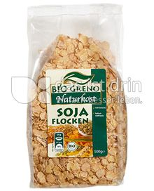 Produktabbildung: Bio Greno Naturkost Soja Flocken 500 g