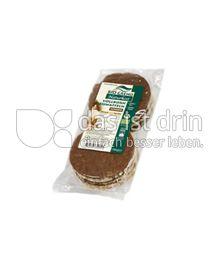 Produktabbildung: Bio Greno Naturkost Vollkorn Reiswaffeln Schoko 100 g