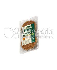 Produktabbildung: Bio Greno Naturkost Vollkorn Honig Waffeln 175 g