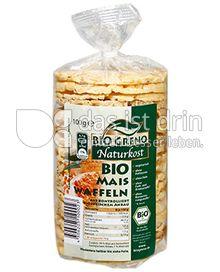 Produktabbildung: Bio Greno Naturkost Bio Mais Waffeln 100 g