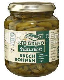 Produktabbildung: Bio Greno Naturkost Brech Bohnen 340 g