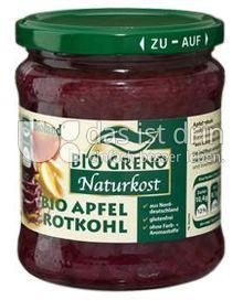 Produktabbildung: Bio Greno Naturkost Bio Apfel Rotkohl 350 g