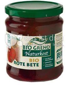 Produktabbildung: Bio Greno Naturkost Bio Rote Bete 330 g