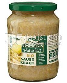 Produktabbildung: Bio Greno Naturkost Bio Sauer Kraut 680 g