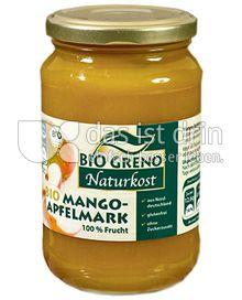 Produktabbildung: Bio Greno Naturkost Bio Mango-Apfelmark 370 ml