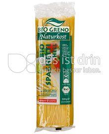 Produktabbildung: Bio Greno Naturkost Bio Spaghetti Hell 500 g