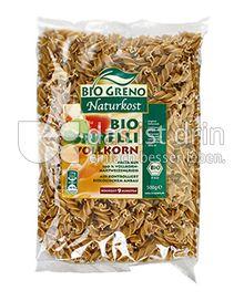 Produktabbildung: Bio Greno Naturkost Bio Spirelli Vollkorn 500 g
