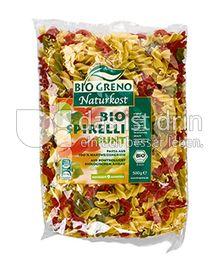 Produktabbildung: Bio Greno Naturkost Bio Spirelli Bunt 500 g