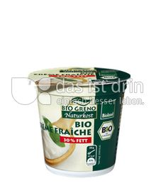 Produktabbildung: Bio Greno Naturkost Bio Crème Fraîche 150 g