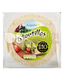 Produktabbildung: Acapulco 6 Tortillas 240 g