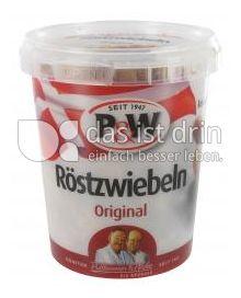 Produktabbildung: P&W Röstzwiebeln 150 g
