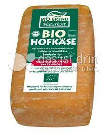 Produktabbildung: Bio Greno Naturkost Bio Hofkäse 1,7 kg