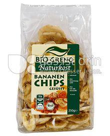 Produktabbildung: Bio Greno Naturkost Bananen Chips 250 g