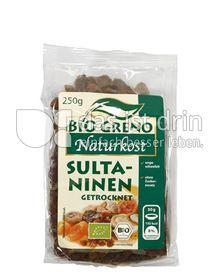 Produktabbildung: Bio Greno Naturkost Sultaninen 250 g