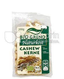 Produktabbildung: Bio Greno Naturkost Cashew Kerne 200 g