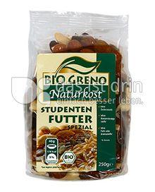 Produktabbildung: Bio Greno Naturkost Studentenfutter 250 g