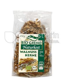 Produktabbildung: Bio Greno Naturkost Walnuss Kerne 250 g