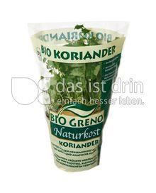 Produktabbildung: Bio Greno Naturkost Koriander 1 St.