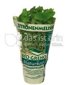Produktabbildung: Bio Greno Naturkost Zitronenmelisse 1 St.