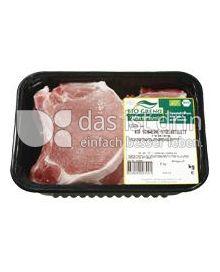 Produktabbildung: Bio Greno Naturkost Schweinekotelett 320 g