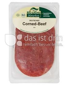Produktabbildung: Bio Greno Naturkost Deutsches Corned Beef 80 g