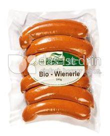 Produktabbildung: Bio Greno Naturkost Bio-Wienerle 240 g