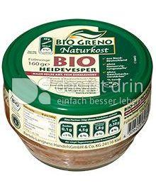 Produktabbildung: Bio Greno Naturkost Bio Heidevesper 160 g