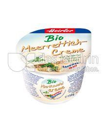 Produktabbildung: Heirler Bio Meerrettich-Creme 150 g