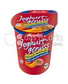 Produktabbildung: Heirler Joghurtgenuss Pfirsich-Maracuja 400 g