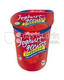 Produktabbildung: Heirler Joghurtgenuss Erdbeere 400 g