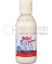 Produktabbildung: Hofgut Fein & Leicht 250 ml