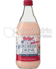 Produktabbildung: Hofgut Erdbeer Drink 500 ml